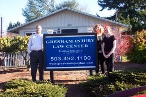 Gresham Injury Law staff